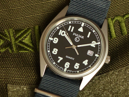 Montre militaire anglaise Pulsar G10
